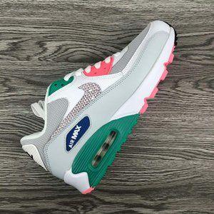 NIKE Shoes - Custom Bling Nike Air Running Sneaker Shoes G11